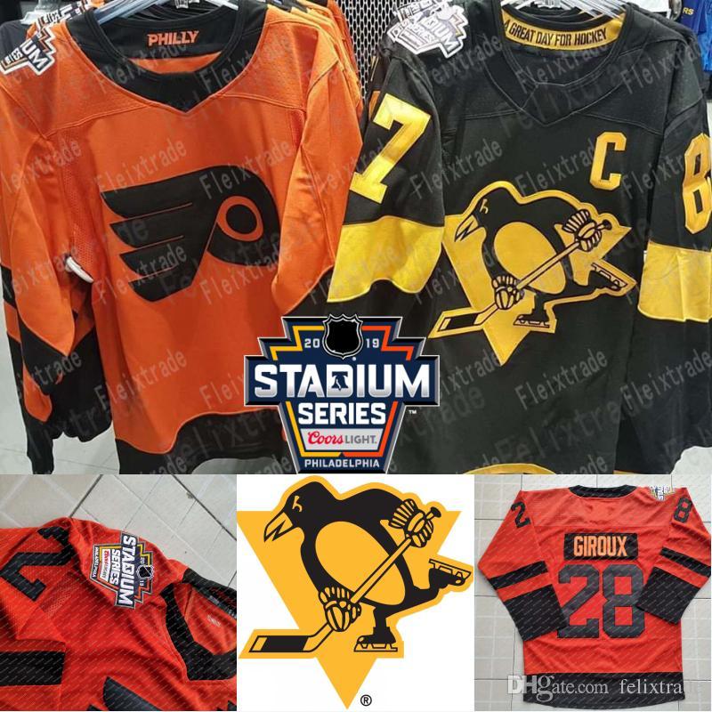 2019 2019 Stadium Series Jersey Pittsburgh Penguins Philadelphia 3cfa550b2