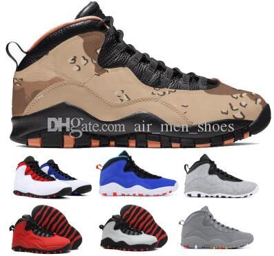 10 Sneakers Baskets 2006 Chicago Stealth Authentic Scarpe Steel Uomo Tinker Da 2019 10s Basket X Ballo Cemento Class Grigio Of Orlando W9Y2DIEH