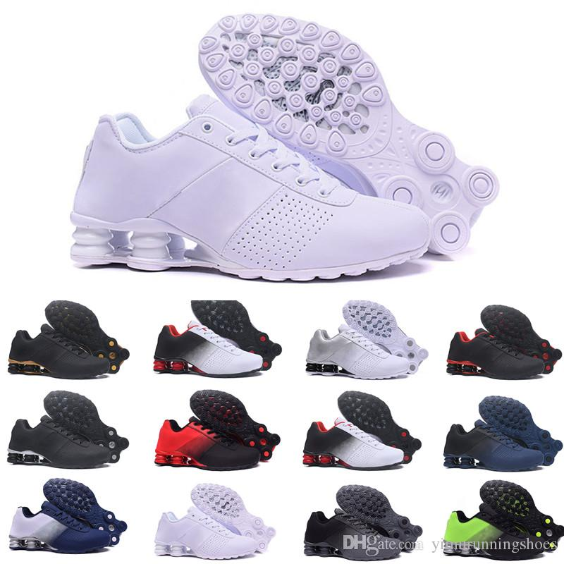 low priced d20ae 89a3a Compre Nike TN Plus Air Max Shox Deliver 809 Famous Plus TN Ultra Mujeres  Para Hombre Deportes Zapatillas Deportivas Zapatillas Deportivas Zapatillas  De ...