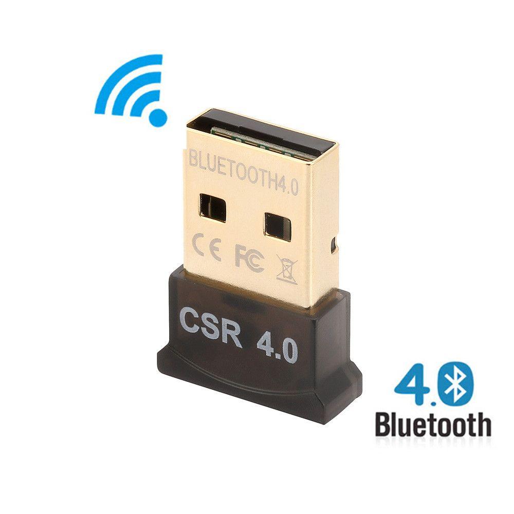 Wireless USB Bluetooth Adapter Bluetooth V4 0 CSR 4 0 Dongle Music Sound  Bluetooth Receiver Adaptador For PC LAPTOP