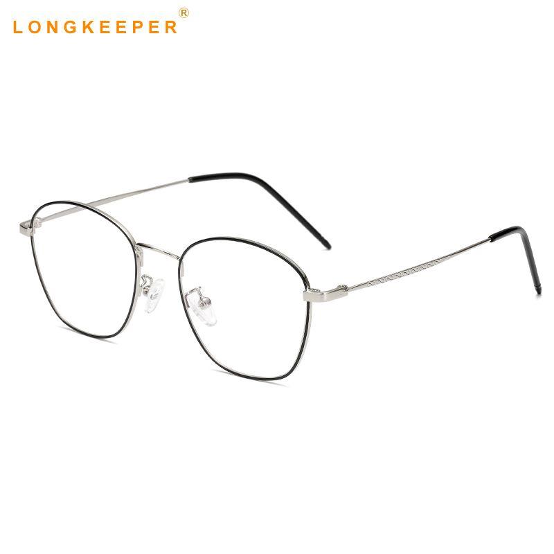 8ce504d5a0 2019 Optical Clear Glasses Frame Men Brand Design Eye Glasses Frames For Women  Fake Computer Reading Lentes Opticos Mujer From Viulue