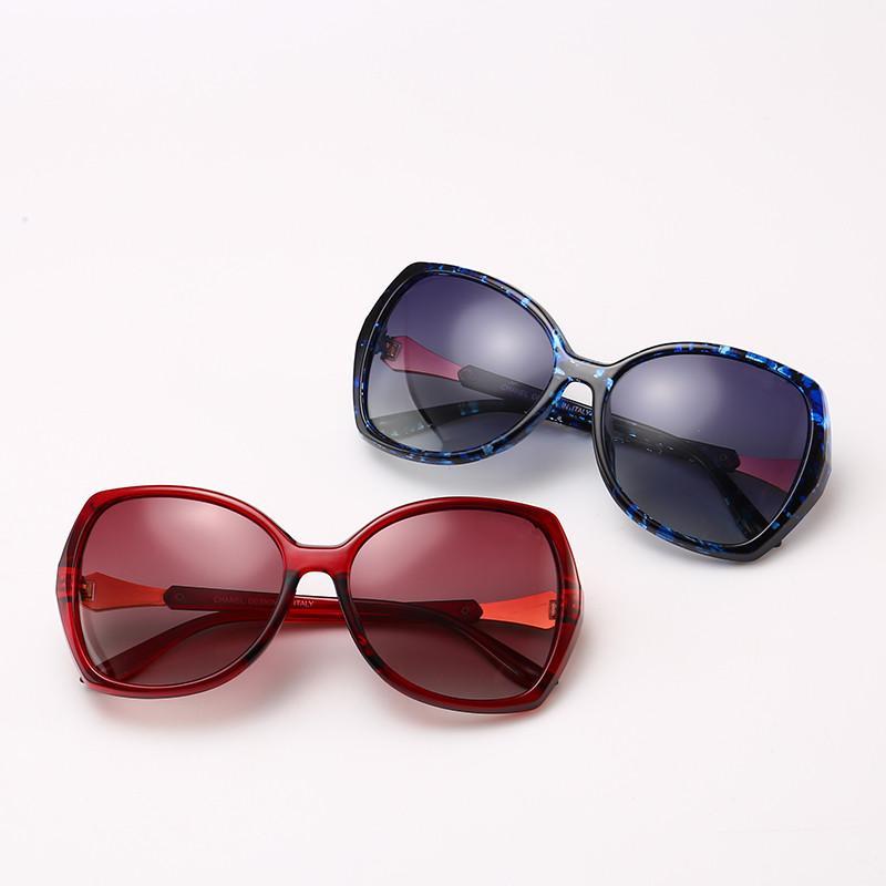 d5555f869 Compre 1878 Leopardo Moda Óculos De Sol Das Mulheres Designer De Marca  UV400 Óculos De Sol Quadros Cheios Estilo Escudo Óculos De Sol Para Viagem  De Praia ...