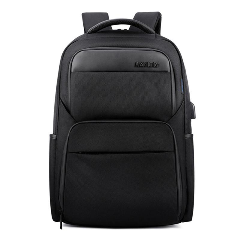 Sports & Entertainment Arctic Hunter Travel Backpack Mens Usb Charging Security Backpack Waterproof Washing Bag Anti-vibration Computer Bag Excellent Quality Sport Bags Covers