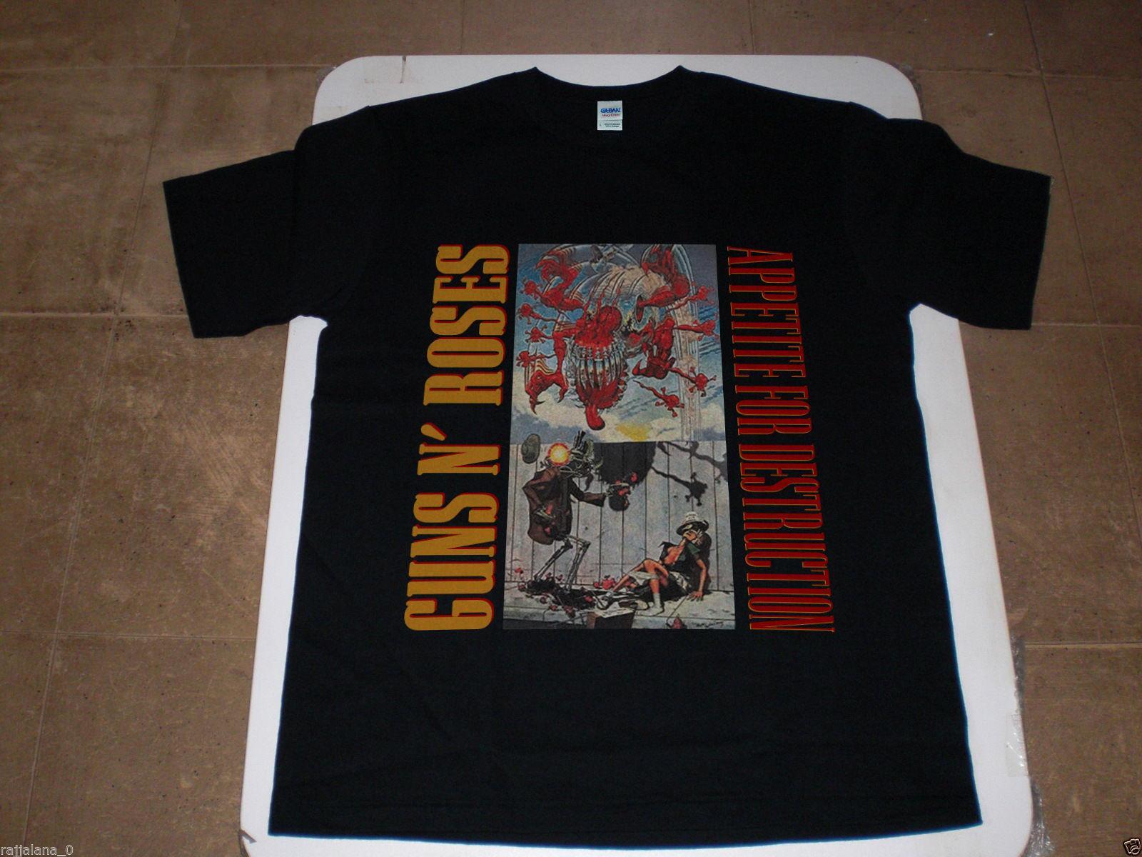 e8bcec1e63a Vintage Guns N Roses