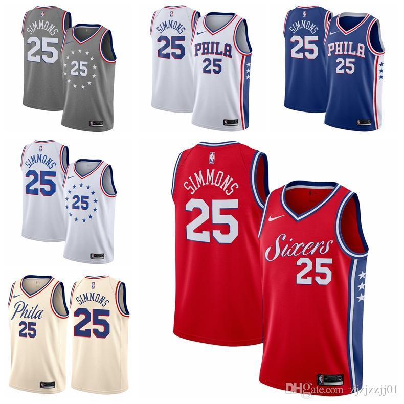 3f91ad5bf6d jj redick red sixers jersey