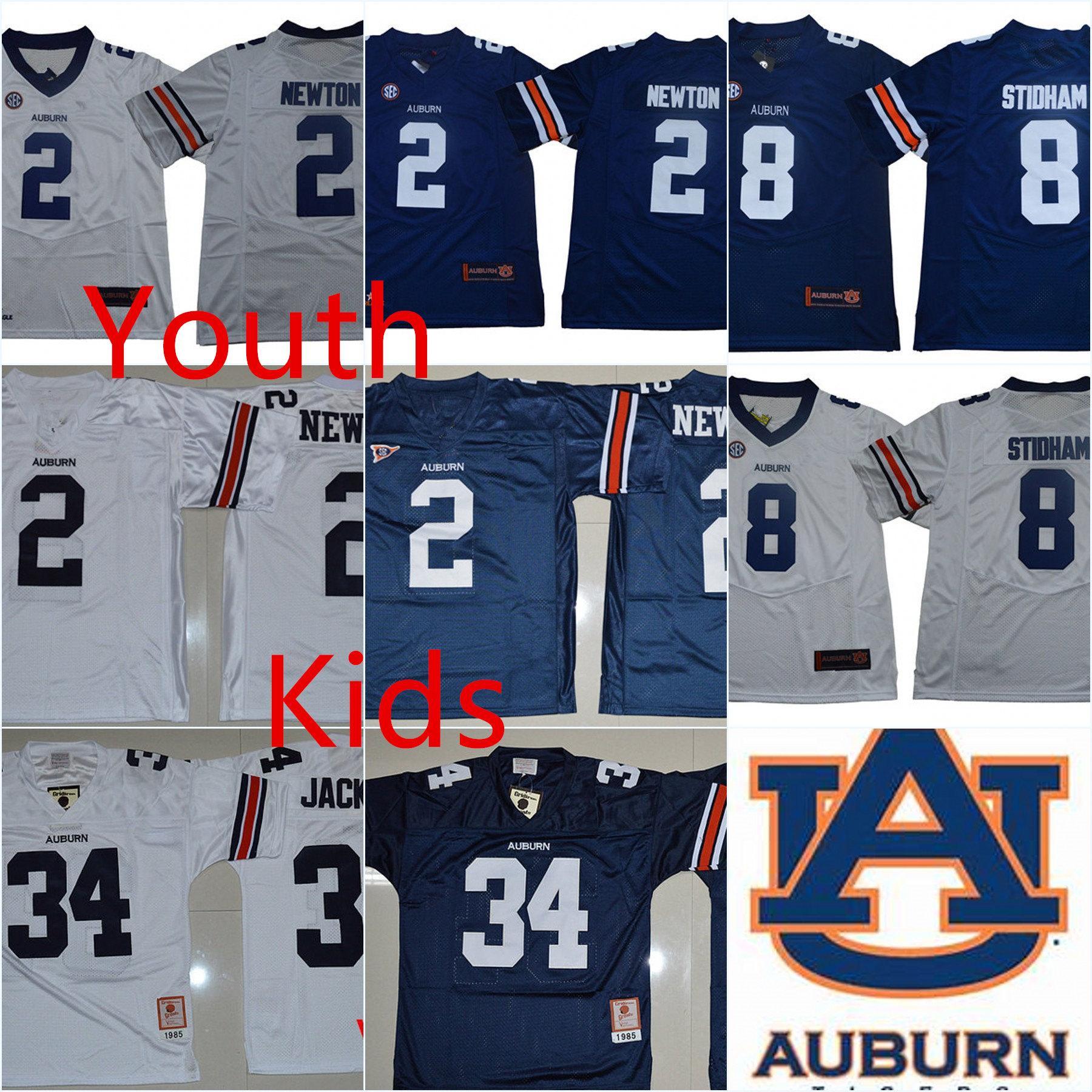 best sneakers 1b011 79023 youth auburn jersey