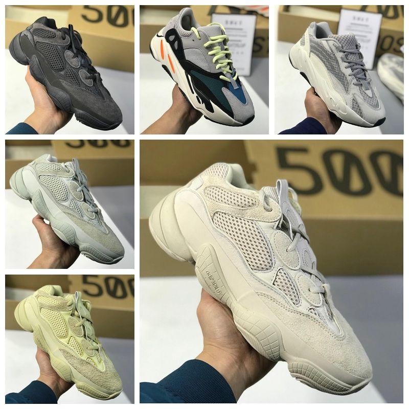 868fa308b98 2019 Hot Sale Top Quality Yeezy Yeezys 500 Blush Desert Kanye West ...