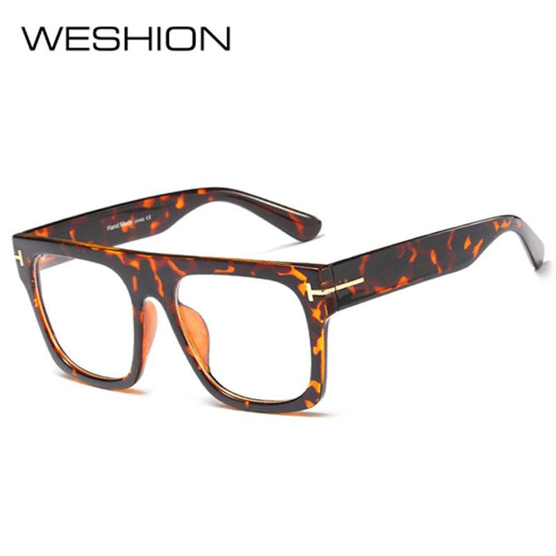 a9f938cb3236 2019 Vintage Eye Glasses Frame For Women Men Prescription Optical Anti Blue  Light Computer Eyeglasses Myopia Hyperopia Reflective UV From Taihangshan
