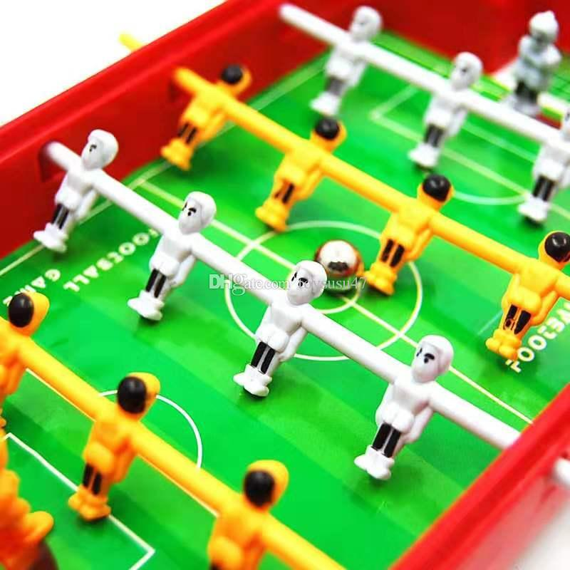 Incredible Mini Childrens Table Football Machine Desktop Table Football Table 4 Tabletop Toy Game Red And Blue New Exotic Toys Home Remodeling Inspirations Basidirectenergyitoicom
