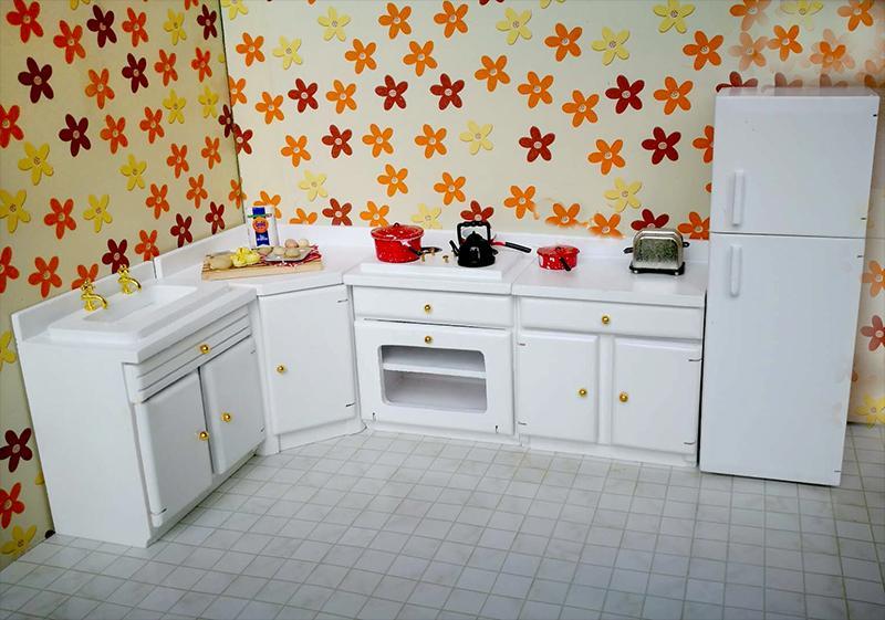 Mini Kühlschrank Zubehör : Großhandel g05 x5135 kinder geschenk spielzeug 1:12 puppenhaus mini
