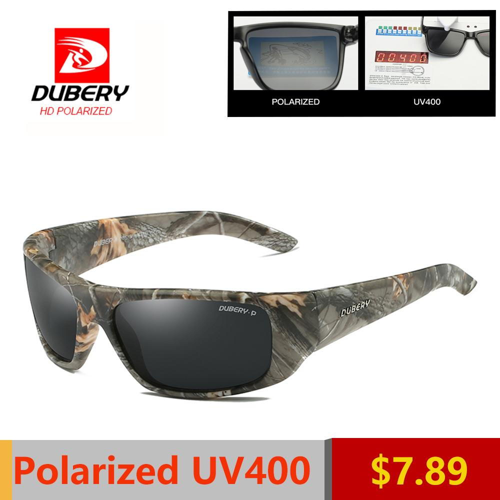 9726243bf61 DUBERY Polarized Sunglasses Men Driver Shades Male Vintage Sun ...