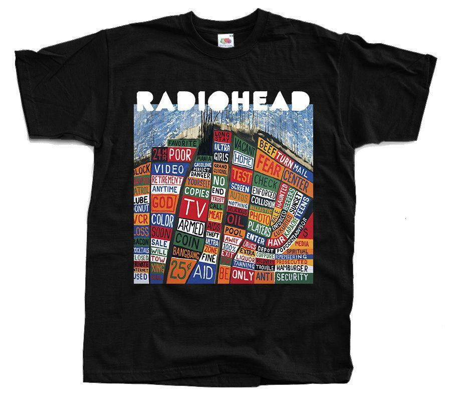 e69e20356 RADIOHEAD Hail To The Thief T Shirt Black, Graphite, Navym Khaki S 5XL  Harajuku Summer 2018 Tshirt Short Sleeve Plus Size T Shirt Really Cool T  Shirts ...