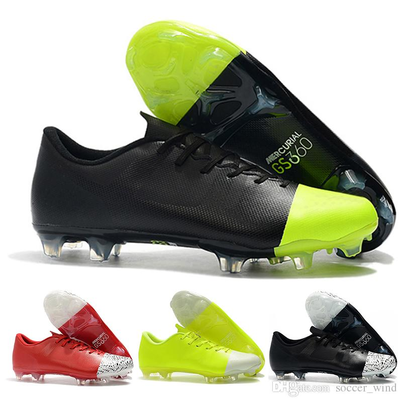 eb91a106a ... Boots Mercurial Superfly 360 GS FG Soccer Shoes Original Superfly GS360  ACC Outdoor Soccer Cleats Athletic Shoes Kids Best Running Shoes For  Toddlers ...