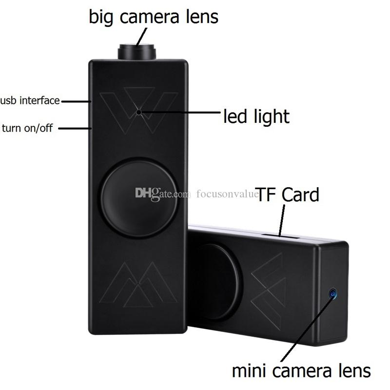 Full HD 1080P Mini Camera W1 Fingertip Gyroscope Video Recorder Camera Portable pocket MINI DV DVR digital video recorder