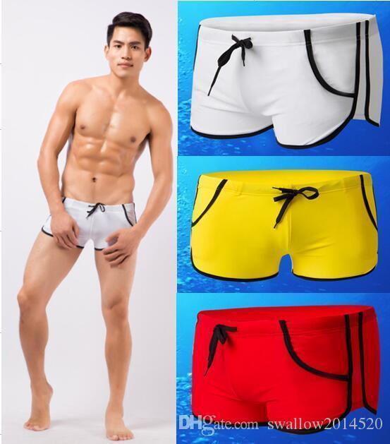 1c424d613e 2019 Nice Pop Pop Styles Mens Swimming Swim Trunks Shorts Slim Super Sexy  Swimwear Fit Clear Promotion From Derrick82, $28.94   DHgate.Com