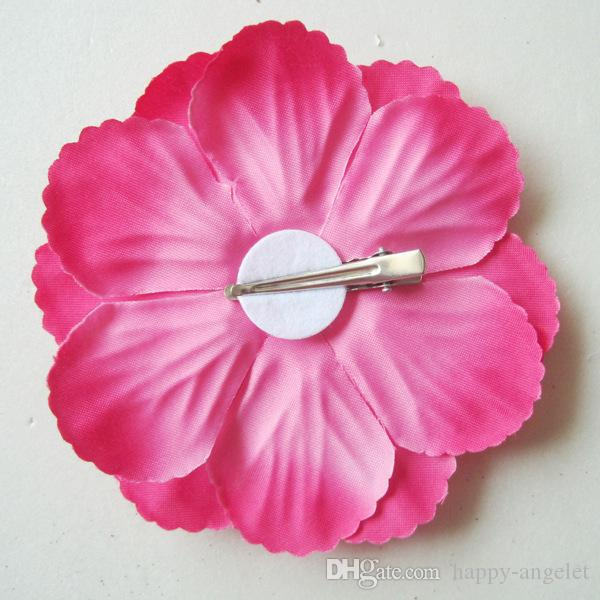 "girl 4"" peony flower hair clip baby beautiful flowers barrettes for girl headbands headwear hair accessories"