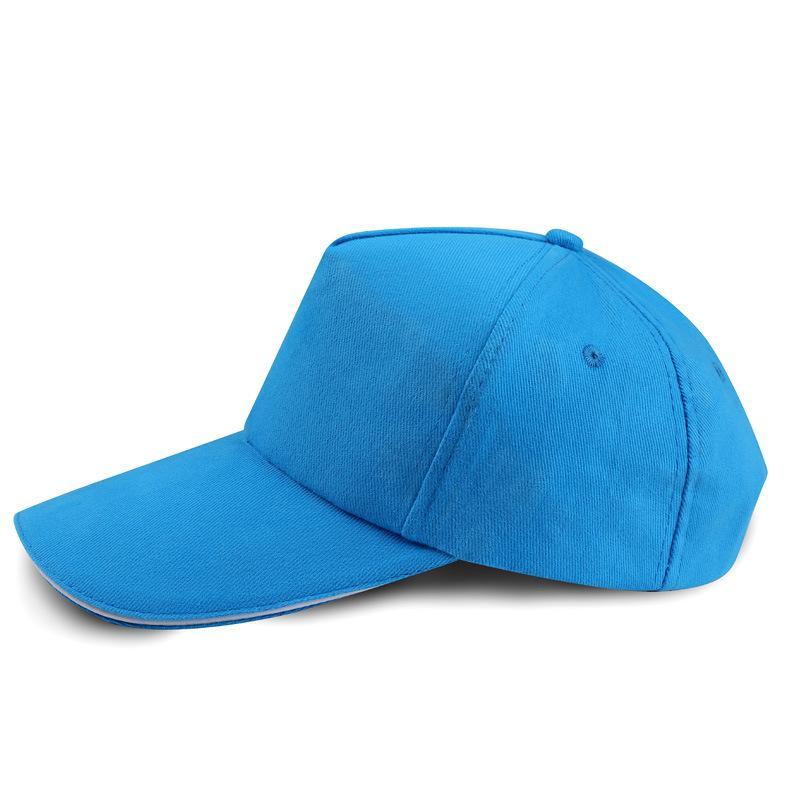 Compre Verano Ajustable Gorra De Algodón Hombres Mujeres Multicolor Cola De Caballo  Gorras De Béisbol Ocio Al Aire Libre Sombrero De Camuflaje Sombreros ... ab06aea06bb