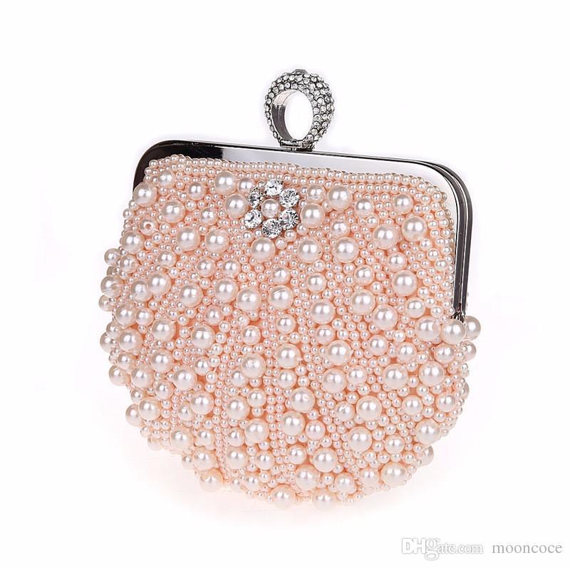 a0943239a7 Women2019 Evening Clutch Bag Women Bags Wedding Shiny Handbags Bridal Metal  Bow Clutches Bag Chain Shoulder Bag Crossbody Purses Ladies Purse From  Mooncoce, ...