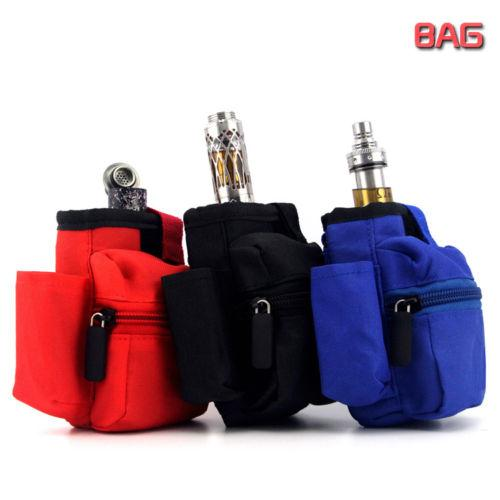 Authentic original Advken portable vapor bag for RBA RDA TANK atomizer vape pen&box mod&flavor carring pouch