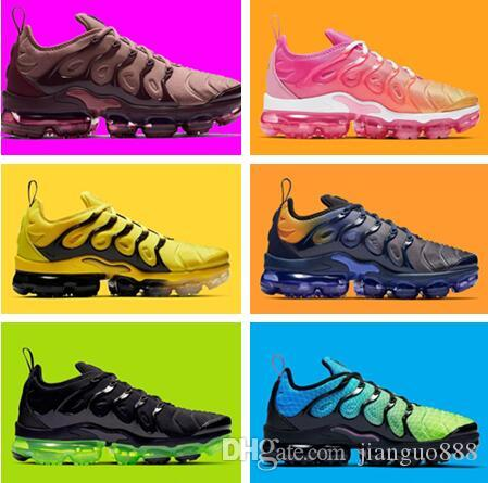 2019 New TN Plus Avantgarde Octopus Lake Summer Sprite Liquid 3M Trainers Sports Sneaker Mens Womens Designer Running Shoes