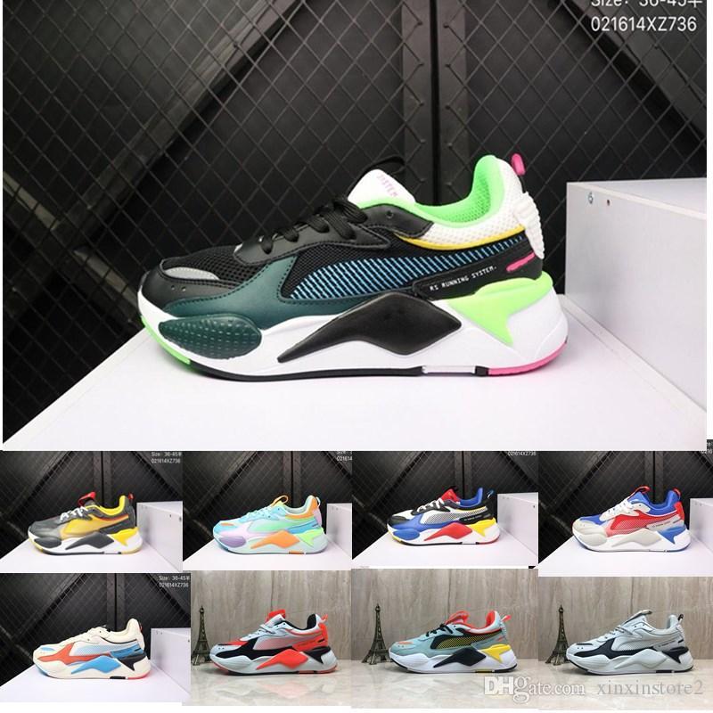 Hombre 36 De Alta 11 Tamaño Zapatos Mujer Colores X Puma Azul Calidad 45 Rs Deporte Reinvention Zapatillas Rojo Blanco Coloridas 2019 nO0wNPkX8