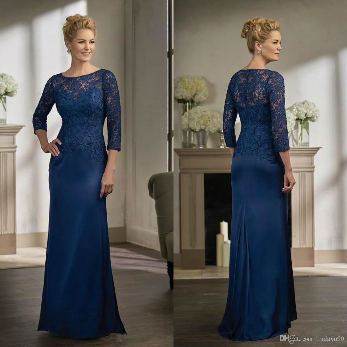 Vestidos para madre de la novia 2019