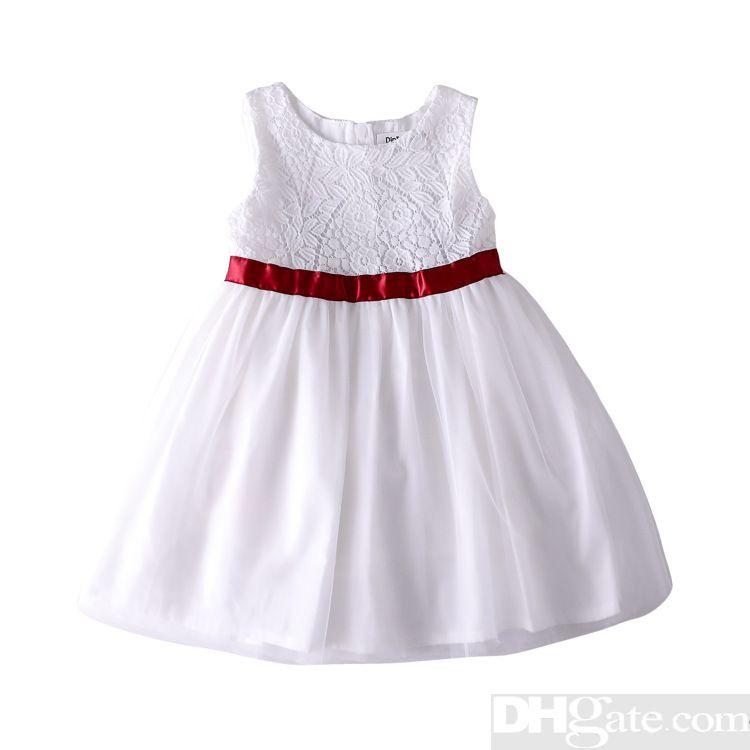 a434b942453a 2019 The Designer Summer Brand Girl Dress Child Kids Children s ...
