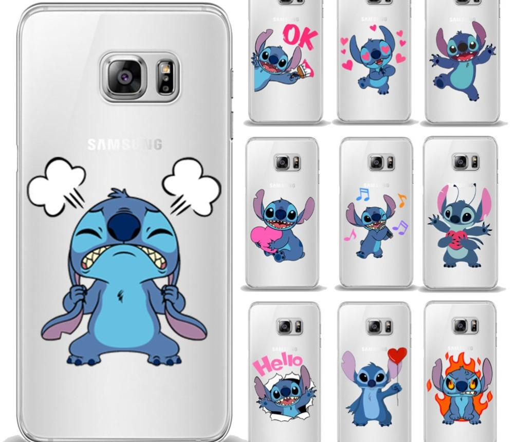 coque stitch samsung s6 galaxy