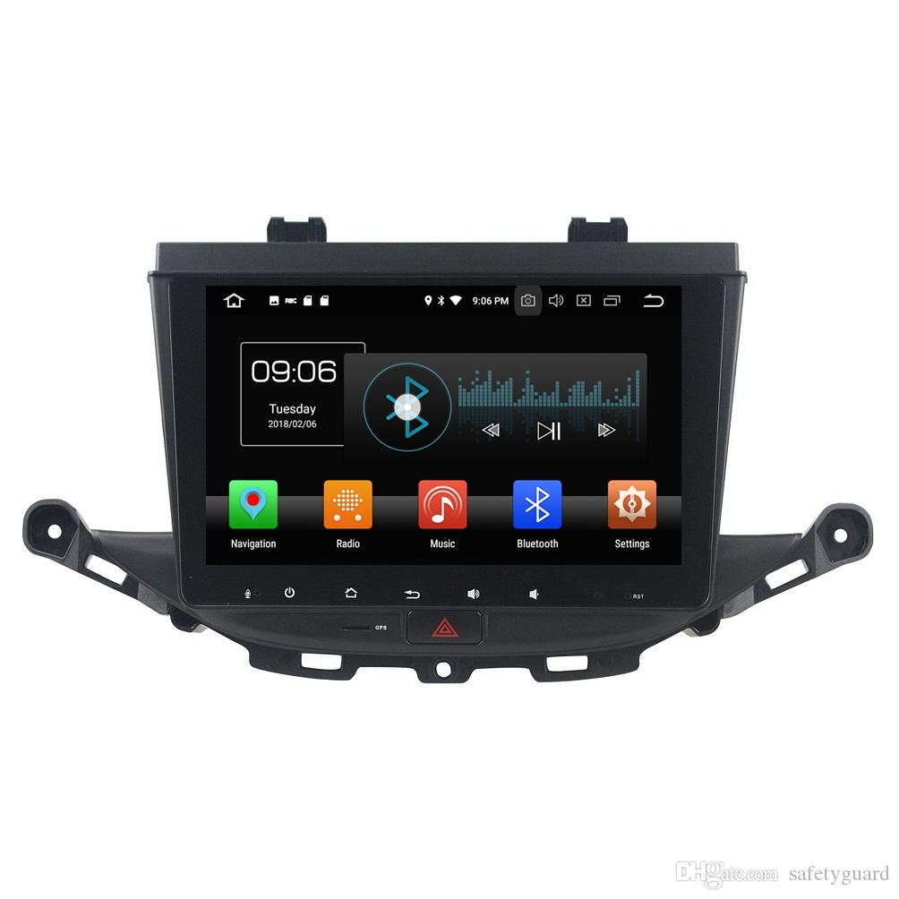 4GB RAM 64GB ROM PX5 Octa Core 9 Android 8 0 Car DVD Audio Player for Opel  ASTRA K 2016 2017 RDS Radio GPS WIFI Bluetooth USB DVR