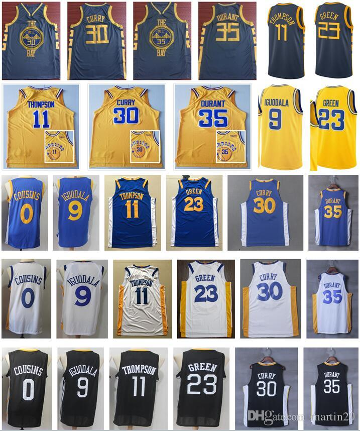 3fbe692185e Stitched 30 Stephen Curry Jersey Sportswear 2019 New City Edition ...