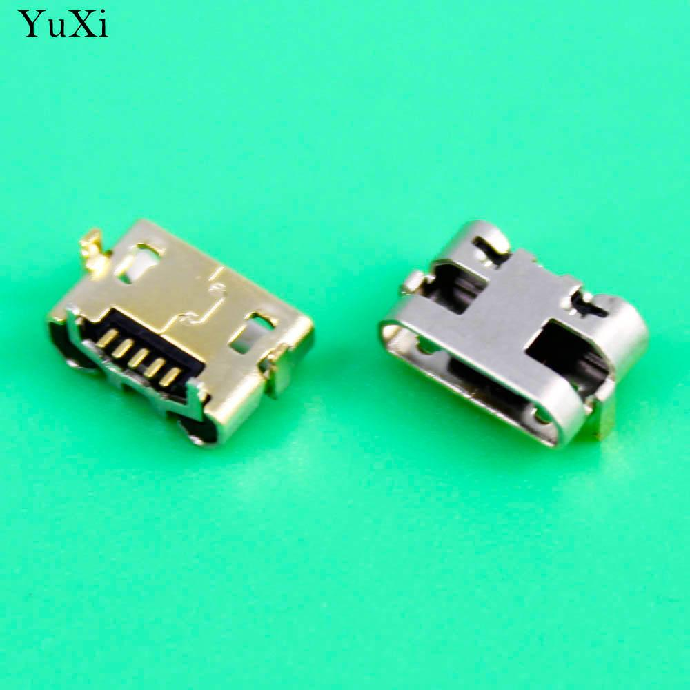 YuXi Micro USB jack connector For Huawei Y5 II CUN-L01/ For Amazon Kindle  Fire 5th Gen SV98LN USB Socket Port Plug