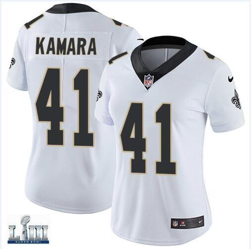 san francisco 04d60 1f0a2 Women's Drew Brees jersey Saints Alvin Kamara Michael Thomas Pro Super Bowl  LIII custom cheap authentic Shop USA football jerseys clothing