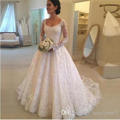 Back To Search Resultsweddings & Events Honesty Lace Illusion Wedding Dresses Sexy New Style Real Photo Factory Custom Made Bridal Gown 2019 New Fashion Style Online
