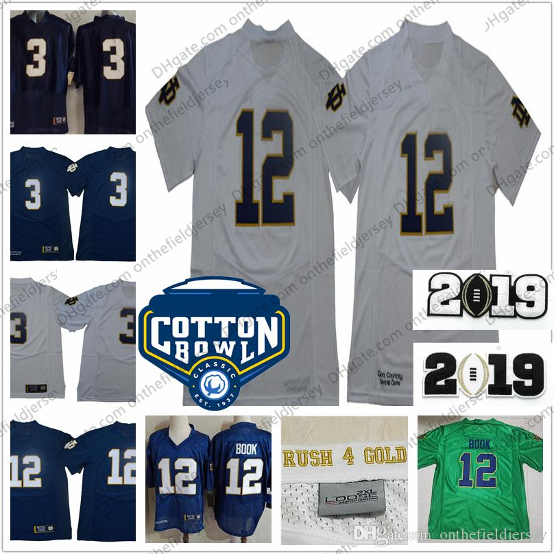 5f070dedf Notre Dame Fighting Irish  12 Book Rush 4 Gold 2018 Kelly Green ...