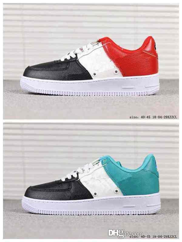 6b5ceb25c47 Classic 1 Mens Wheat Forces Sneakers Athletic Mid AF1 Casual Shoes High Cut  Running Shoe Outdoor Skateboard Shoes Top Quality Wedge Heels Pink Shoes  From ...