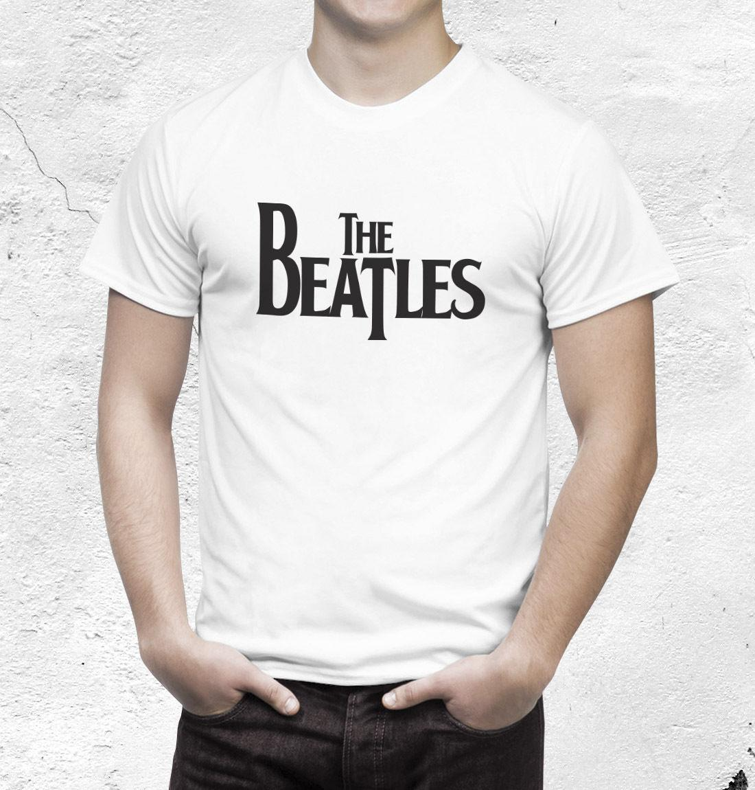 b85e4b79 The Beatles Classic T Shirt John Lennon Paul McCartney T Shirt Cool Casual  Pride T Shirt Men Unisex New Fashion Tshirt Shirts Mens Cool T Shirts  Designs ...
