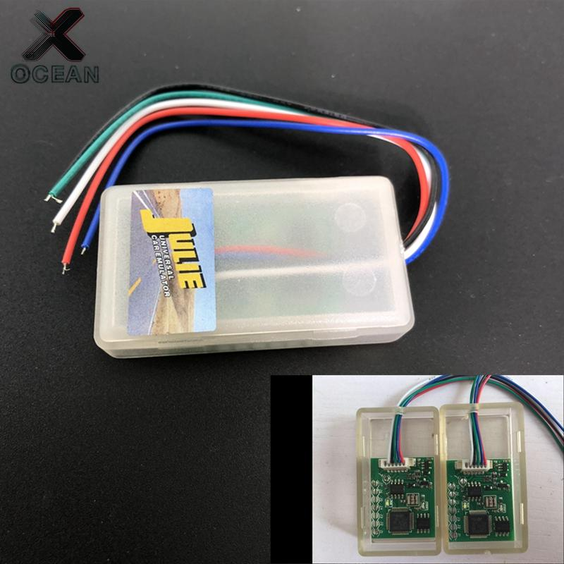 10pcs/Lot OBD2 Emulator Wire IMMO For Julie Universal Emulator Supports  CAN-BUS/K-Line Cars For Seat Occupancy Sensor Program