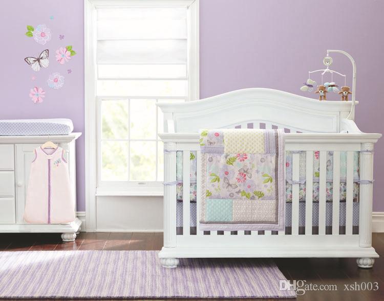 Acheter Nouvelle Arrivee Literie De Bebe Pour Bebe Fille Pare Chocs