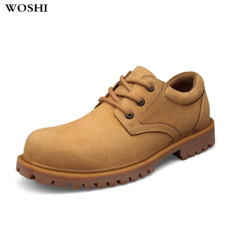 3dbadfaa84d2 Large Size 12 13 High Quality Men Casual Shoes Fashion New Genuine Leather  Flats Shoes Men Lace Up Men S Loafers Shoes W4 Flat Shoes Online Clothes  Shopping ...