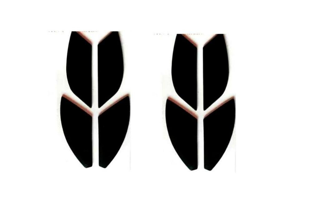 Mouse Skates / Mouse Feet Pads for Finalmouse scream one / Finalmouse 2016  Gaming (Pack of 2 , 0 6mm)