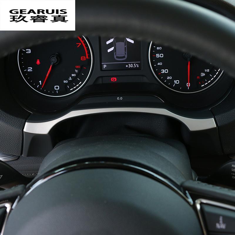 For Audi A3 8v Sedan Hatchback 2013 Car Chrome Stainless Steel