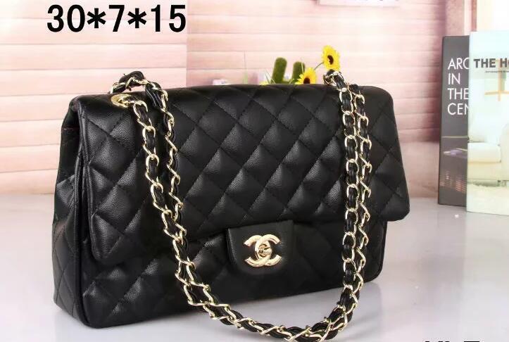 7416786f55 Wholesale PU Women's Brand CHANEL Chain Shoulder Crossbody Bag ...