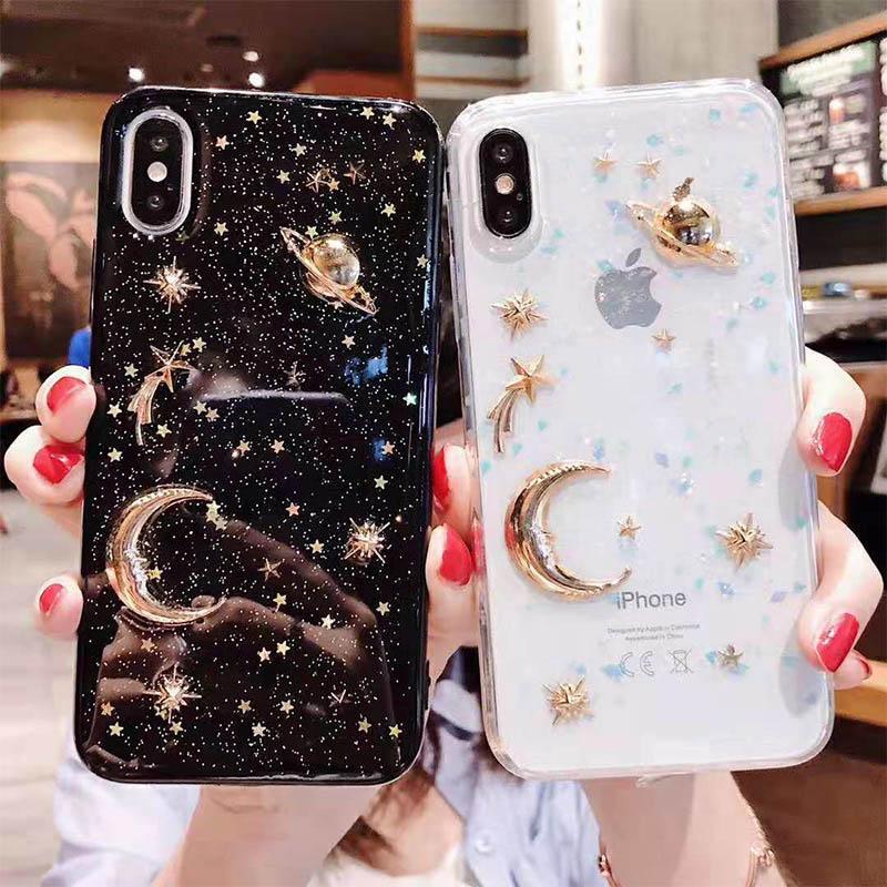 coque iphone xs lune