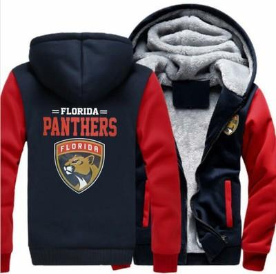 2019 2019 Winter Hoody Florida Panthers Hockey Men Women Warm Thicken  Hoodies Autumn Clothes Sweatshirts Zipper Jacket Fleece Hoodie Streetwear  From Wk1403 5e71b8517