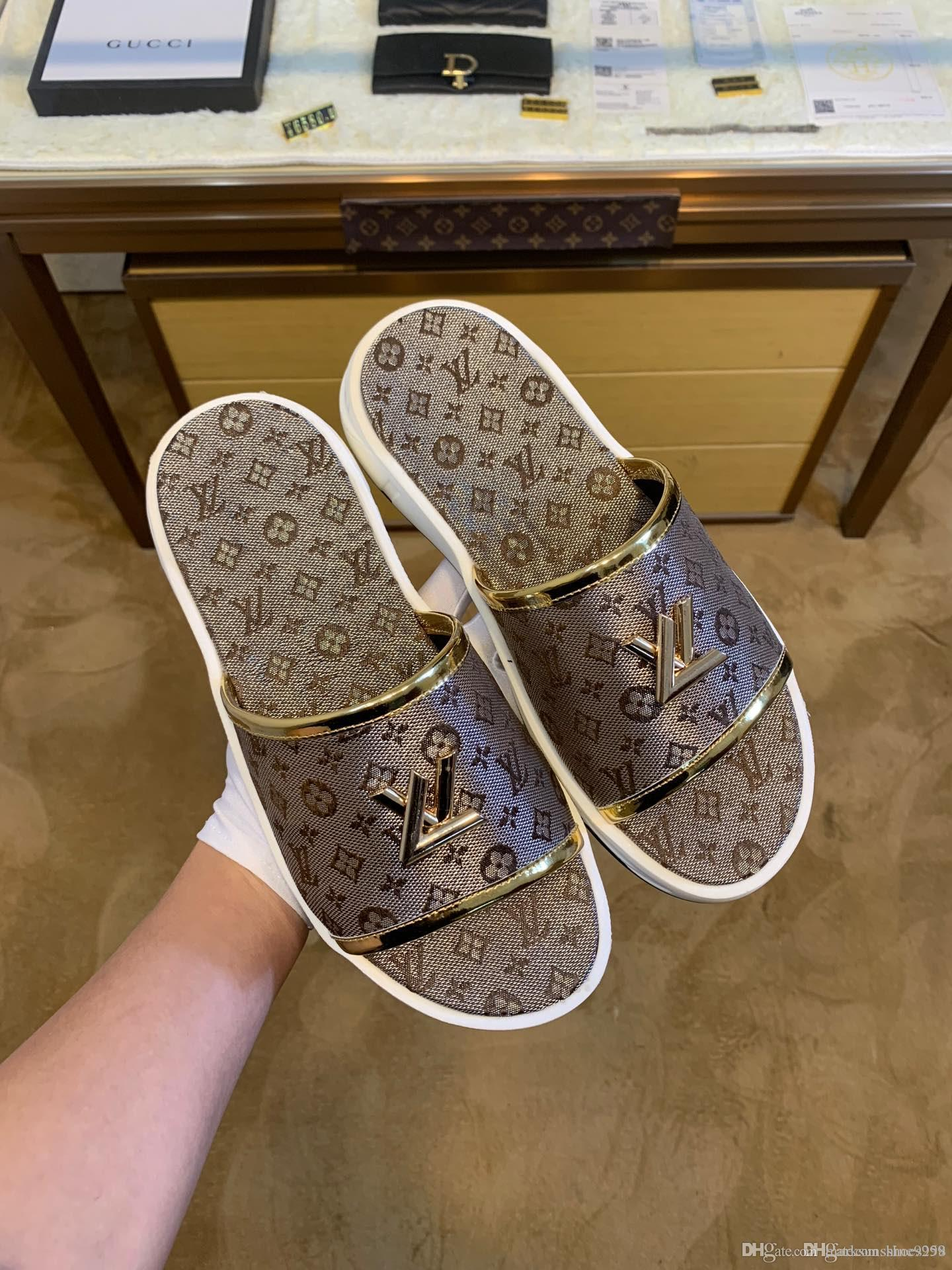 b9e232cc2a7e 18ss Y3 Slippers Sandals Men Sandals Lazy Teen Crowd Bottomed Sandals Y 3  Summer Slippers Word Drag Drag Recreation