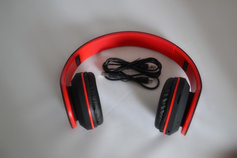 Acheter Nouveau Design Sans Fil Bluetooth Stéréo Casque Fm Radio