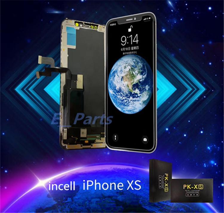 Incell LCD para el iPhone 11 X XS XS XR Max Pantalla LCD táctil digitalizador Asamblea reemplazo de piezas de reparación libre de DHL