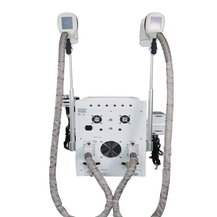 2020 Cryolipolysis Slimming Machine Fat Freezing Machine Cryotherapy Slimming Cavitation RF Lipo Laser Weight reduce Machine