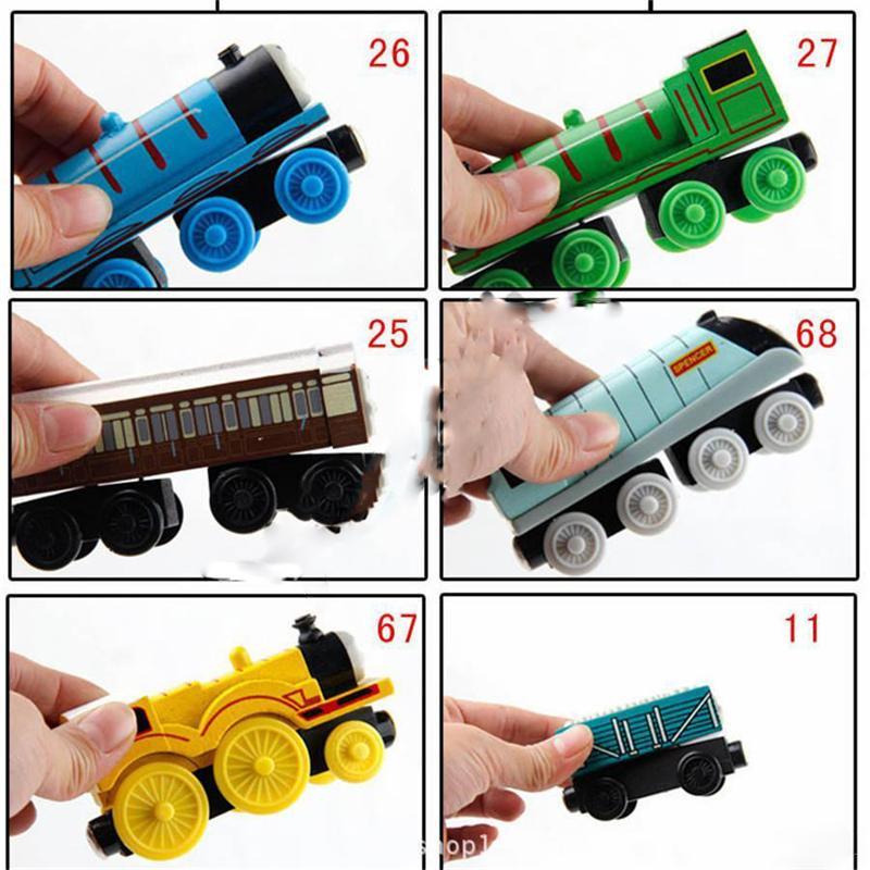 القطارات الأنماط الأصلية القطارات الأصدقاء خشبي صغير الكرتون ولعب ألعاب خشبية القطارات سيارة تعطي أفضل هدية لطفلك