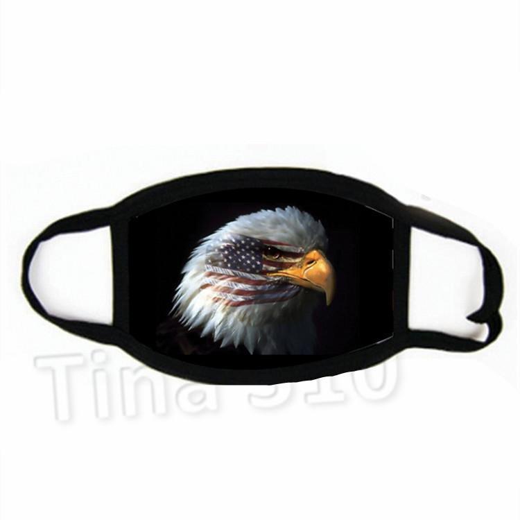 Trump Face Masks American Election Supplies Dustproof Mask Universal For Men Women American Flag mask Designer Masks T2I51176